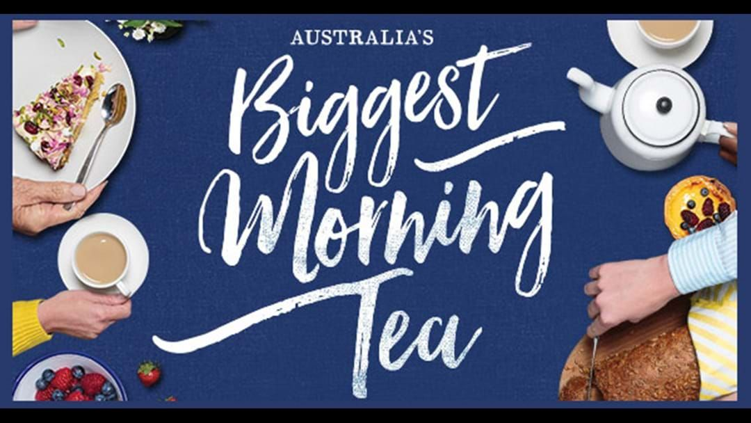 Article heading image for Australia's Biggest Morning Tea