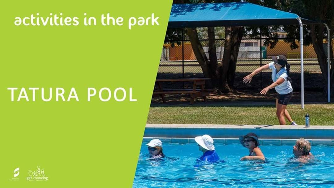 Article heading image for Get Mooving At The Tatura Pool