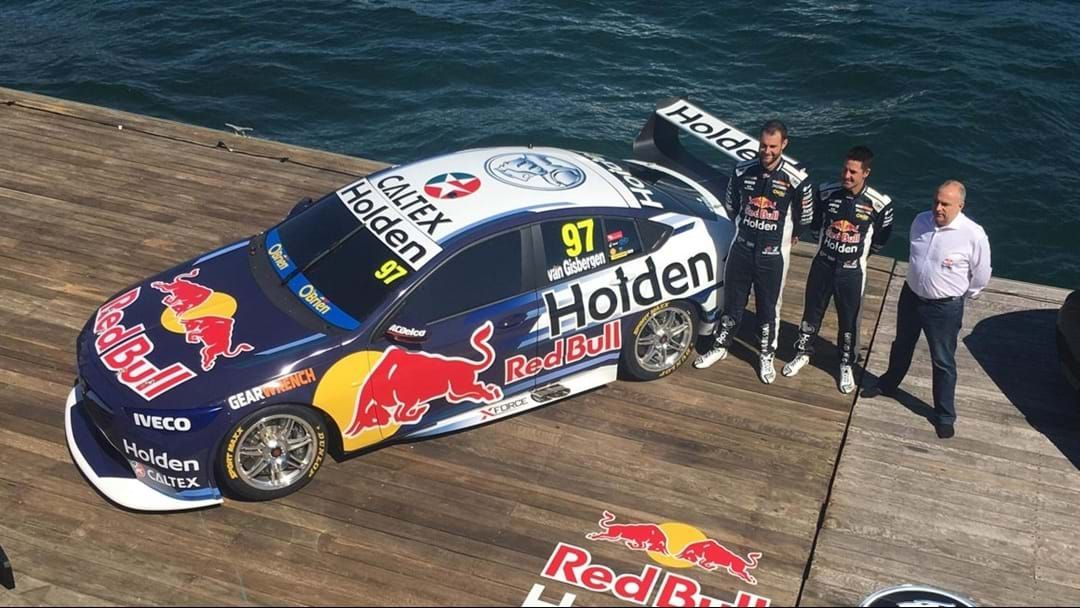 Article heading image for Red Bull Unveil Supercars Championship Defender