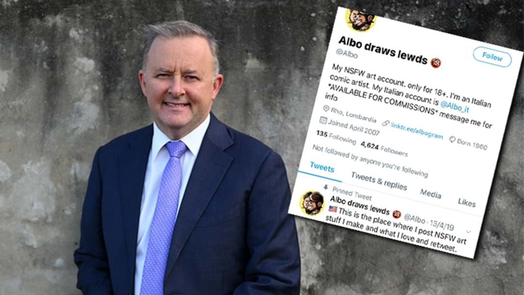 Article heading image for People Trying To Tag Anthony Albanese On Twitter Keep Getting An Italian Porn Cartoonist Instead