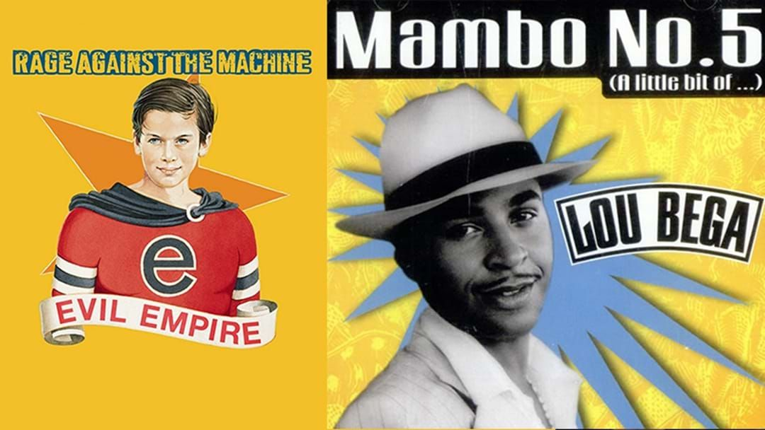 Article heading image for This Mashup Of Rage Against The Machine's Bulls On Parade And Mambo No 5 Is Confusingly Good
