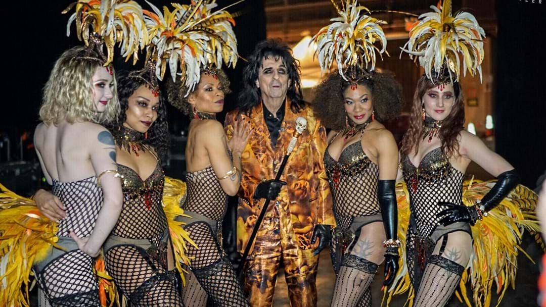 Article heading image for WATCH: Alice Cooper's Performance In Jesus Christ Superstar