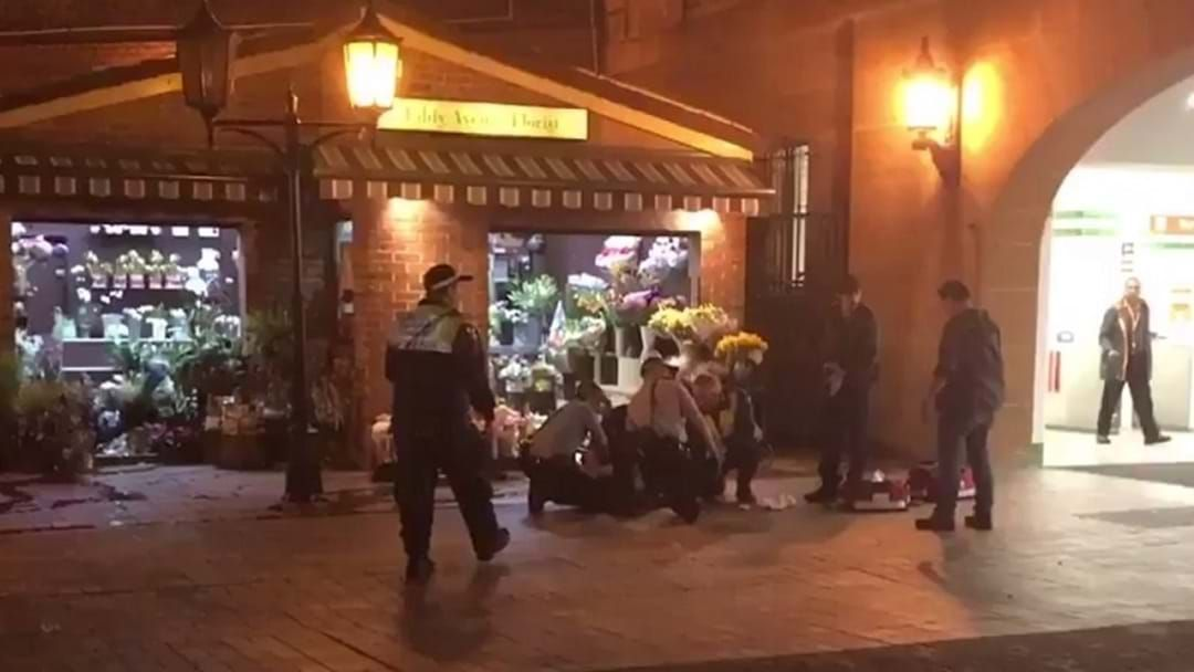 Article heading image for Man Shot Dead At Central Station