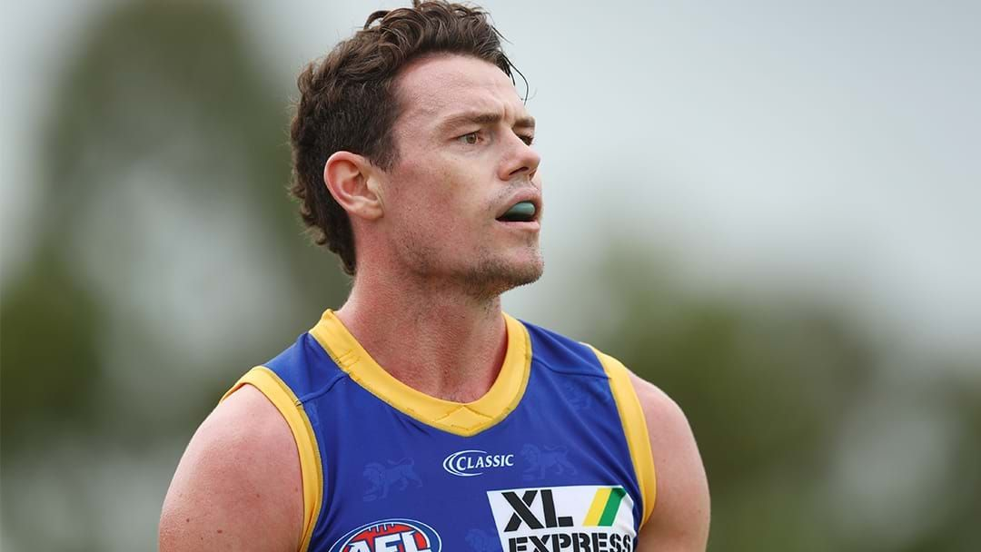 Article heading image for Triple MVP Winner Lachie Neale Joins The Saturday Rub