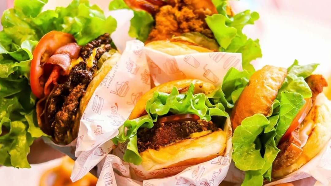 Article heading image for Sydney's Latest Burger Joint Is Handing Out 1000 Burgers Tomorrow!