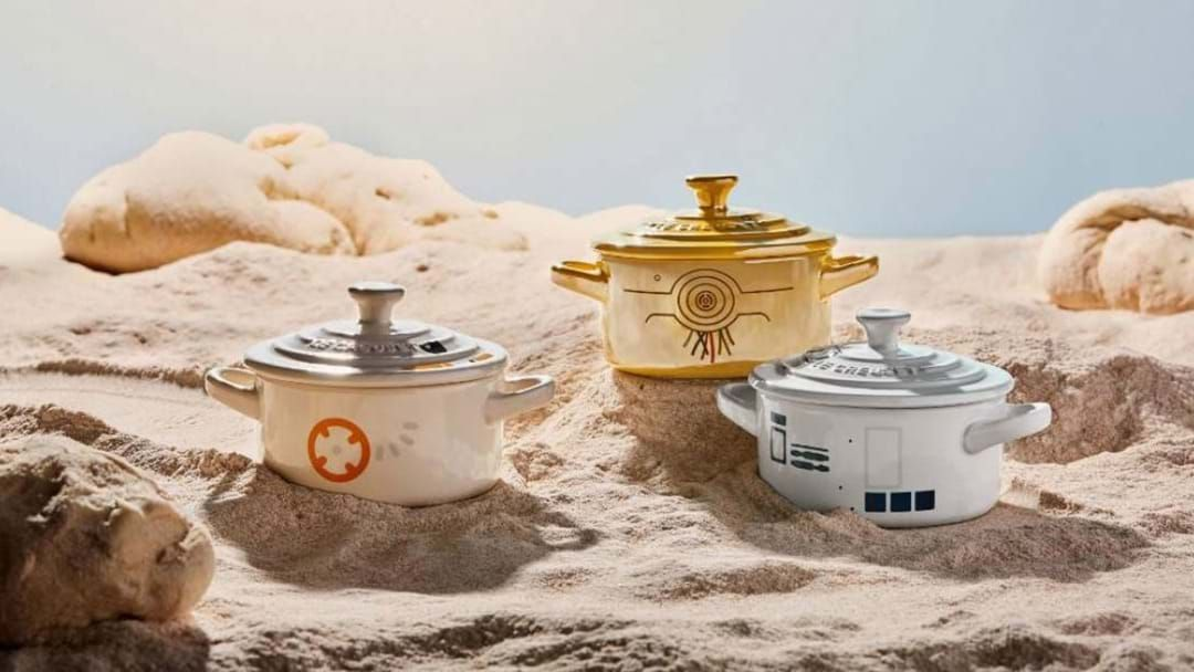 Article heading image for This 'Star Wars' Cooking Range Will Make You Want To Use Your Kitchen