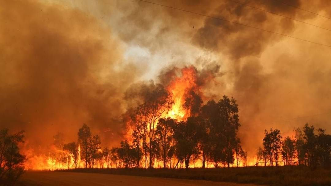 Article heading image for RFS Warns More Fires Are Expected In QLD In The Next Fortnight