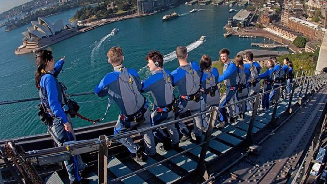 Article heading image for 'The End Of A Wonderful Era' - Say Goodbye To BridgeClimb Sydney