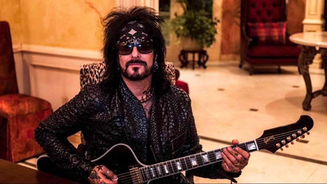 Article heading image for Nikki Sixx Is Working On A New Book