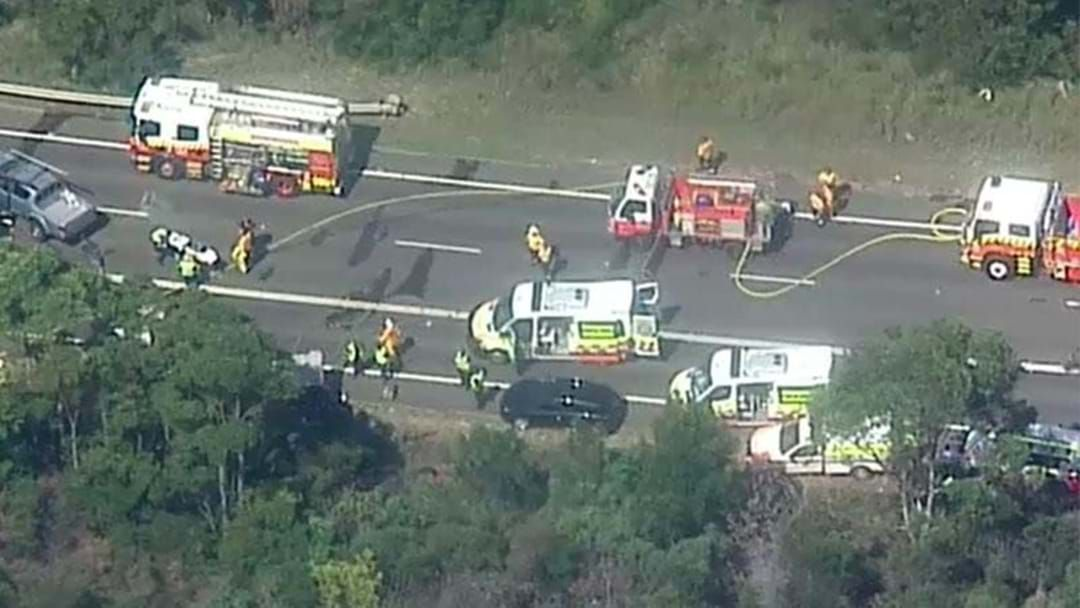 Article heading image for Two People In Induced Comas After Horror Crash In Sydney's South