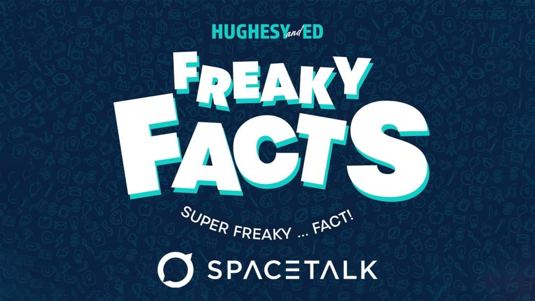 Competition heading image for Register here to be a part of Freaky Facts!