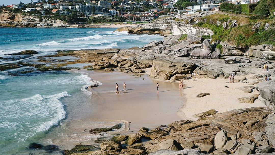 Article heading image for Sydney's Mysterious Disappearing Beach, Which Only Pops Up Every Few Years, Is Back!