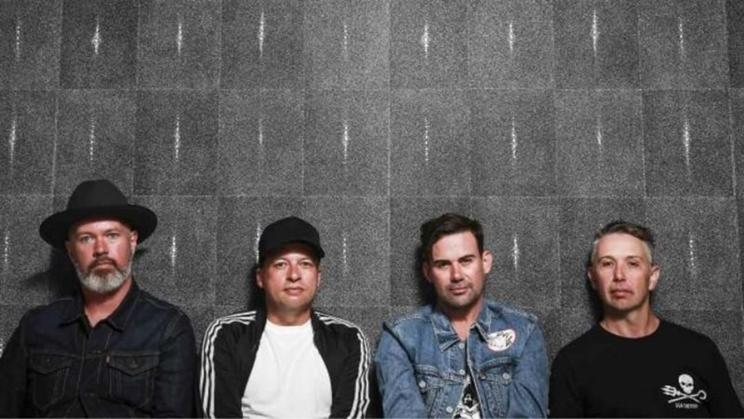 Article heading image for Billy Chats With Grinspoon's Phil Jamieson