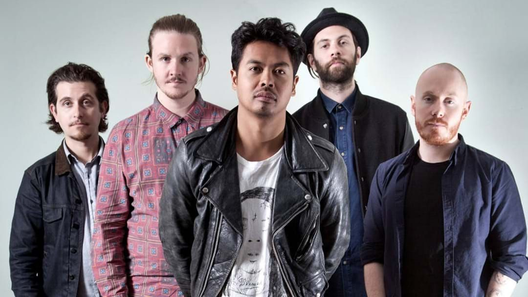 Article heading image for Dougy Mandagi From The Temper Trap Chats Outrageous Gigs With Dave Gleeson
