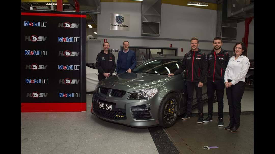 Article heading image for Walkinshaw CEO Reveals Mobil 1 HSV Racing's Key Takeout From 2017