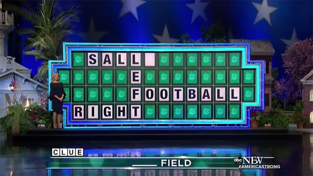 Article heading image for People Are Fuming About This Incorrect Wheel Of Fortune Answer