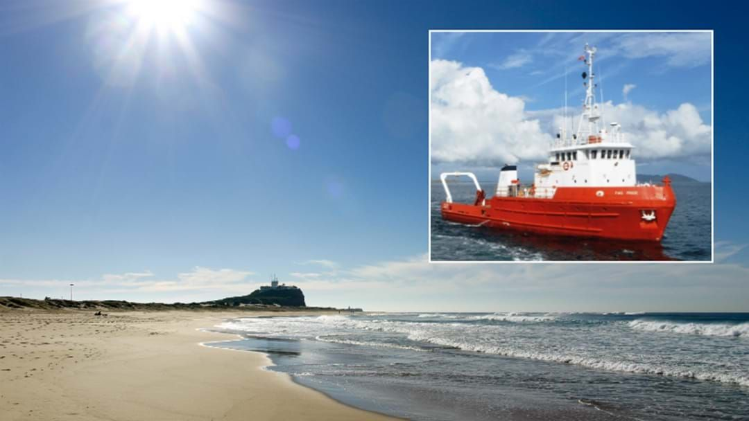 Article heading image for Seismic Testing Off Newcastle Starting This Weekend