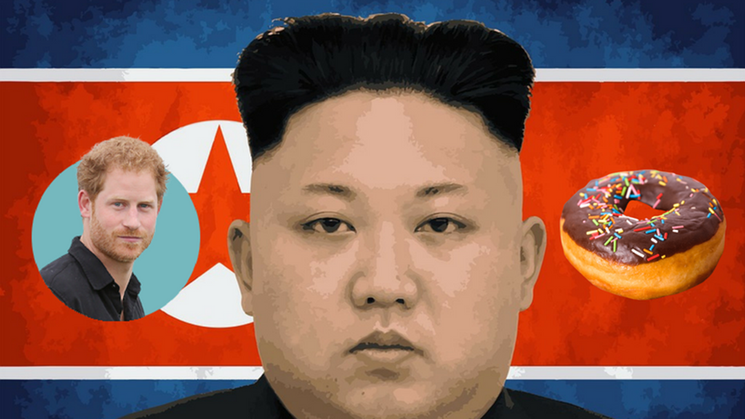 Article heading image for Donuts & Royals & Kim Jong-Un... OH MY!