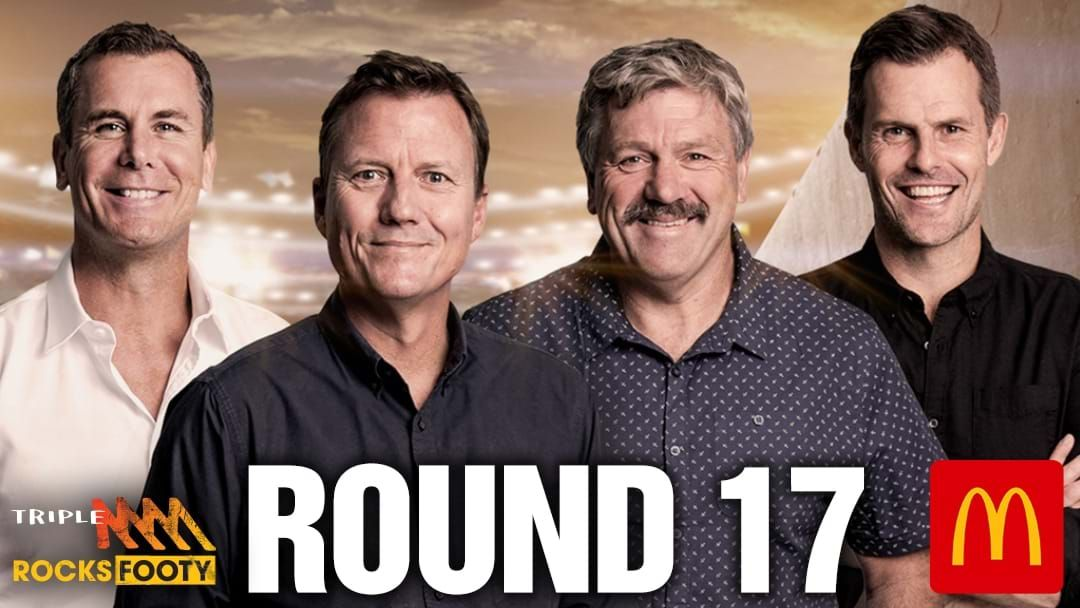 Article heading image for Triple M Footy On Air Schedule Round 17 2021