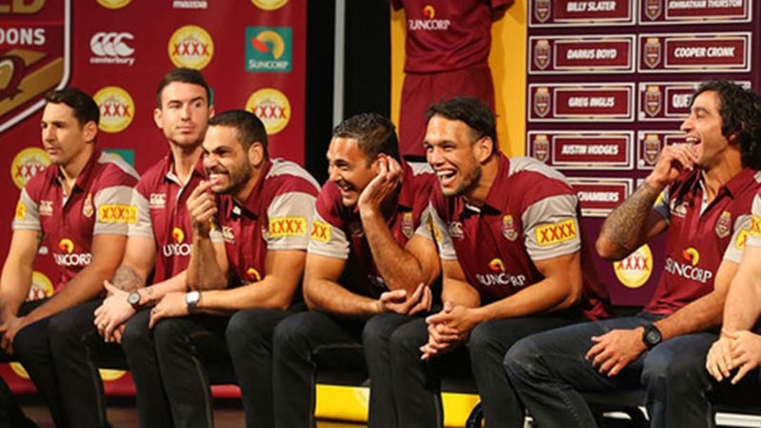 Article heading image for Thurston, Slater, Hodges & Civoniceva All Join QLD Origin Coaching Staff