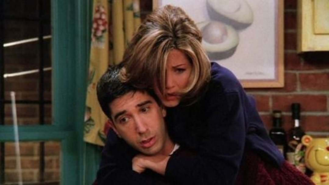 Article heading image for Apparently David Schwimmer & Jen Aniston Shared A Mutual Crush & Ed Has Thoughts
