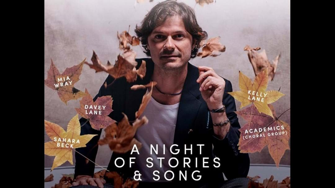 Article heading image for Powderfinger's Darren Middleton Announces Big One-Off Show In Melbourne Next Month