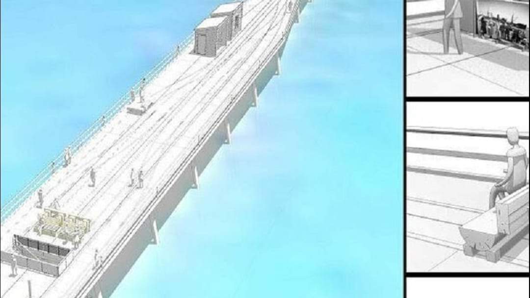Article heading image for Timber versus Concrete and Steel - Expert Weighs in on Jetty Build