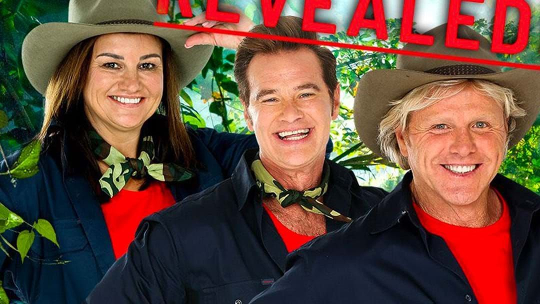 Article heading image for Here Are All The Stars On 'I'm A Celebrity' This Year