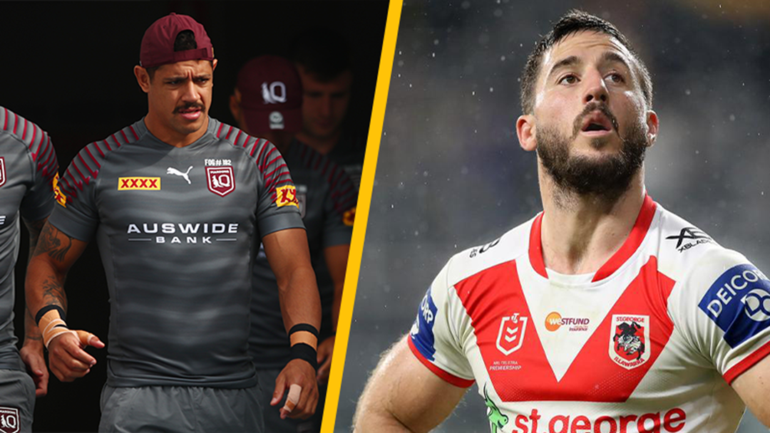 Article heading image for CAMP MAROON   Gagai set to Overcome Tonsillitis Scare, Hunt to be Named 19th Man