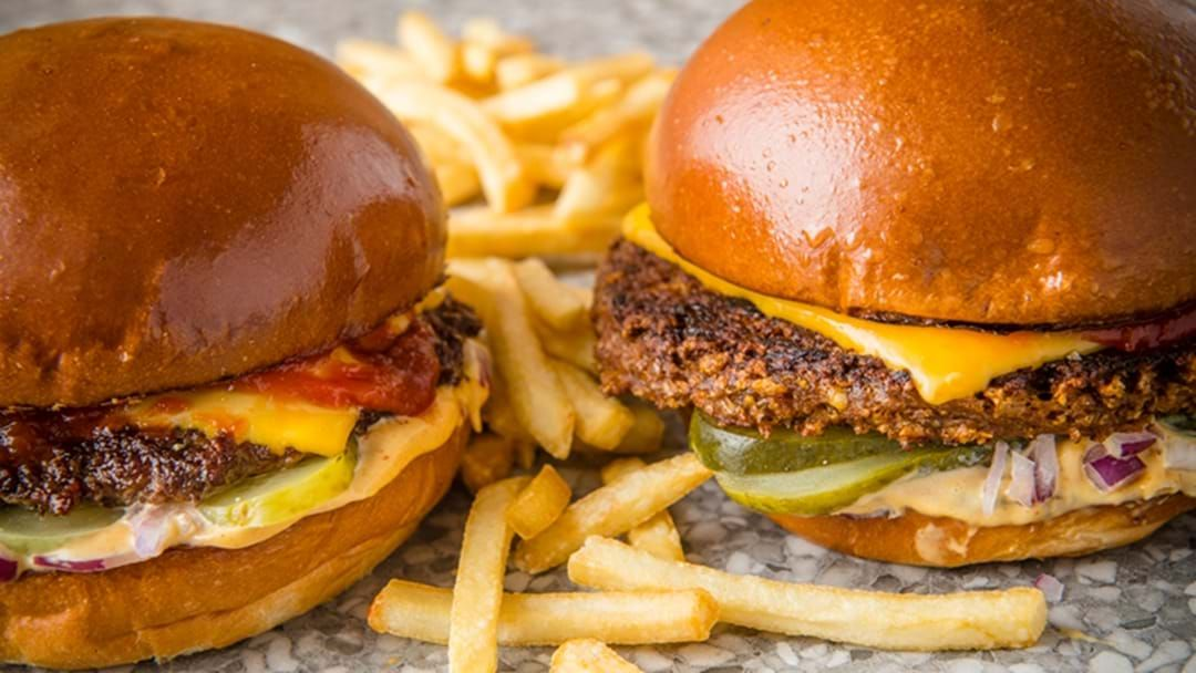 Article heading image for This New Burger Joint Will Be Slinging Free Burgers For Three Hours Straight This Thursday