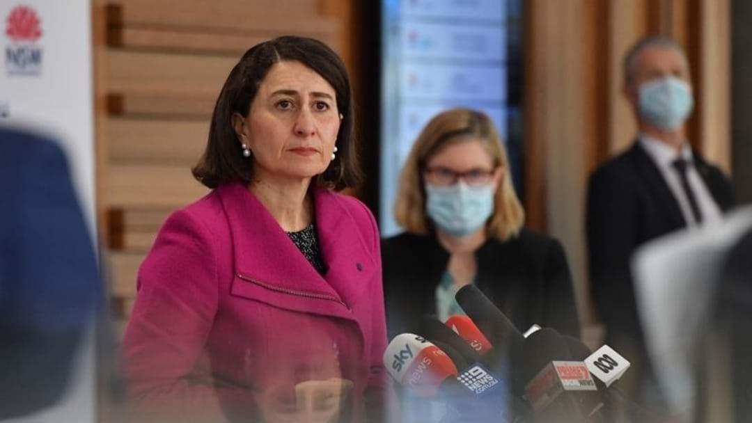 Article heading image for Gladys Says Hospitals Will Cope With Peak In Covid Cases As Outbreak Continues To Surge