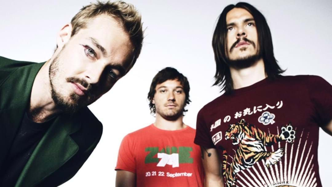 "Article heading image for Ben Gillies Is Working On ""Silverchair"" Sounding New Music"