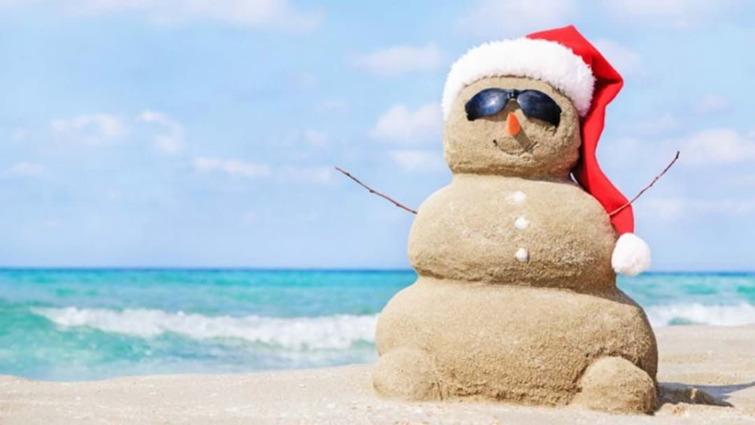 Christmas Weather.The Hunter S Christmas Weather Forecast Triple M
