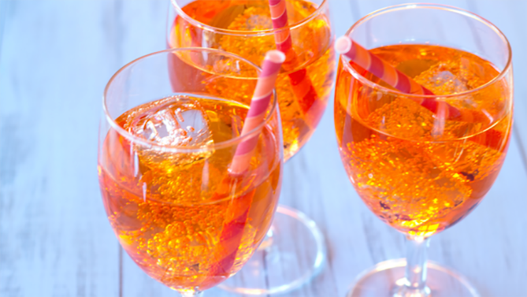Article heading image for There Is An Aperol Spritz Pop-Up TODAY In The CBD & It's FREE