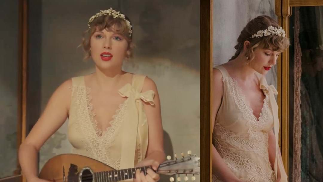 Article heading image for Taylor Swift Just Dropped The First Video From Her Second Surprise Album