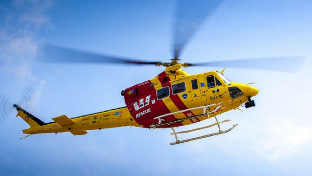 Article heading image for Man Airlifted to Newcastle after Cliff Fall on Coffs Coast