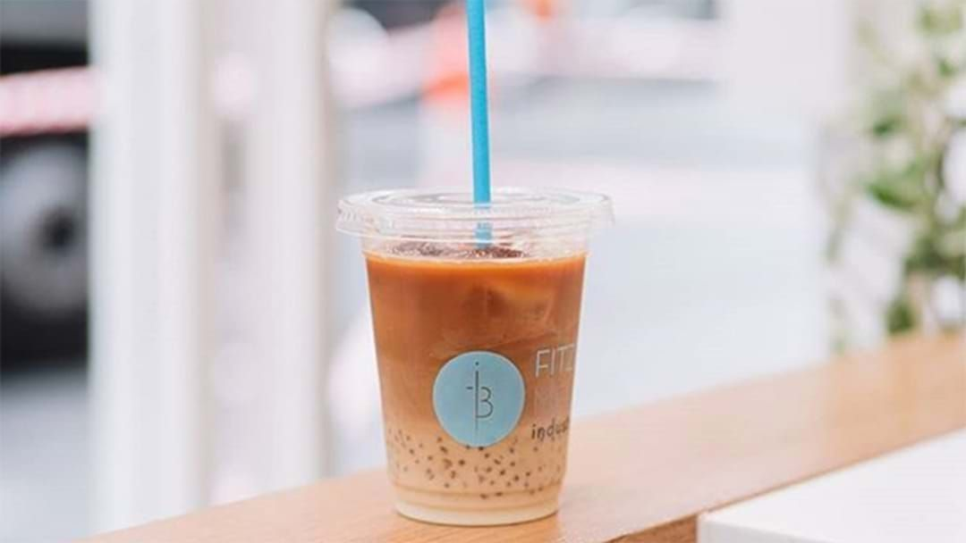Article heading image for Get Your Straws Out: You Can Now Get Bubble Coffee In Melbourne