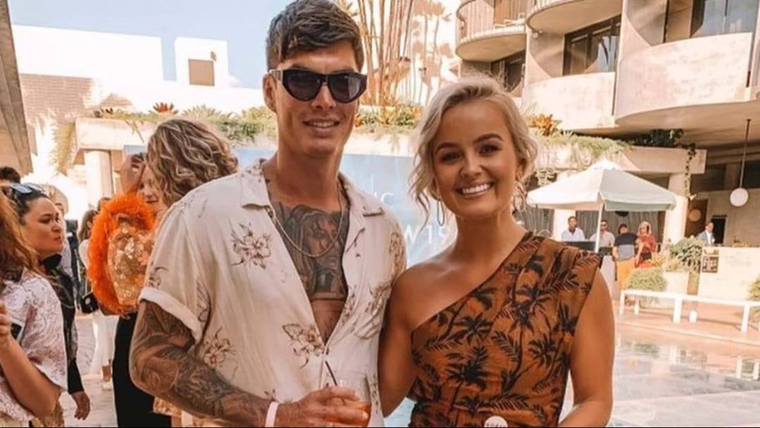 Article heading image for Bachie's Elly Miles Could Be Attached To Love Island's Adam Farrugia In A Wild Crossover