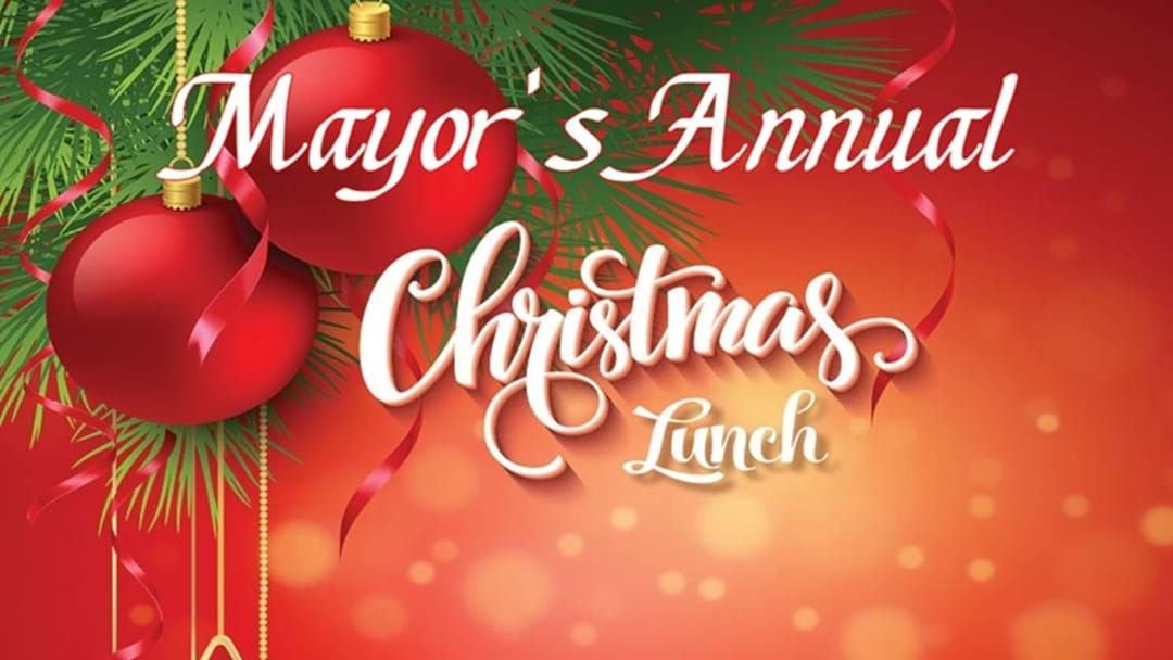 Article heading image for Mayor's Community Christmas Lunch