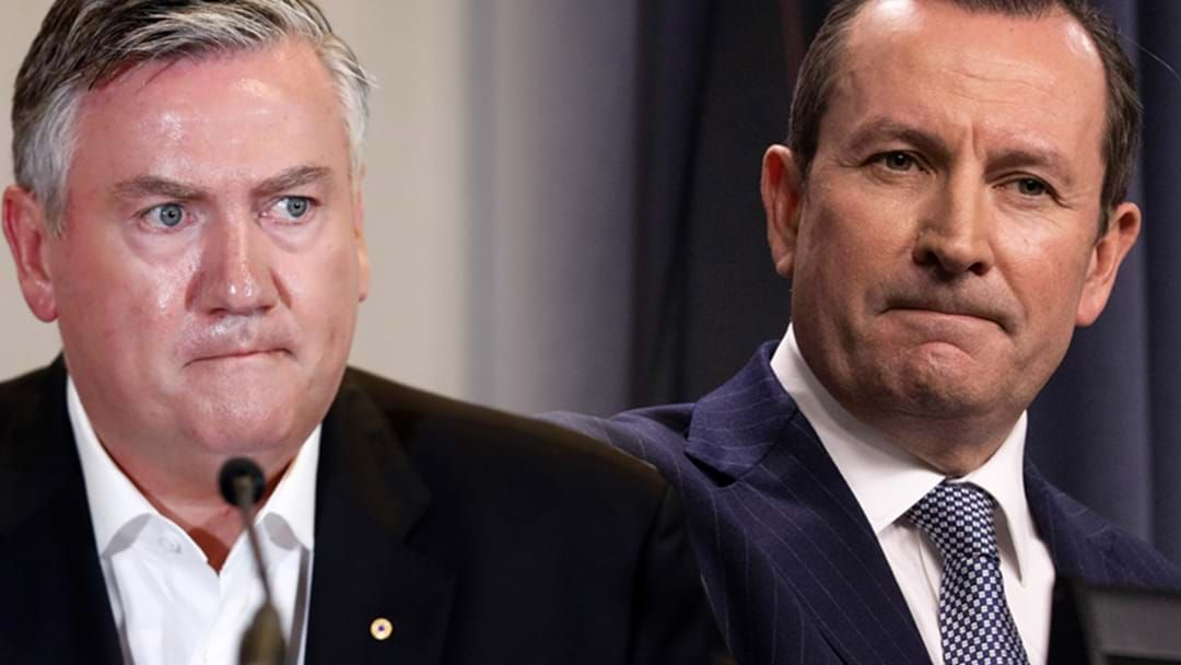 """Article heading image for McGowan: McGuire """"Not Essential"""" To A Football Game"""