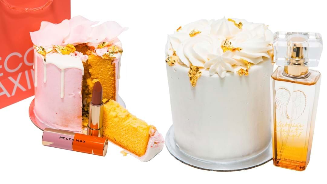 Article heading image for These Cakes Are All You Need To Spoil Mum This Mother's Day