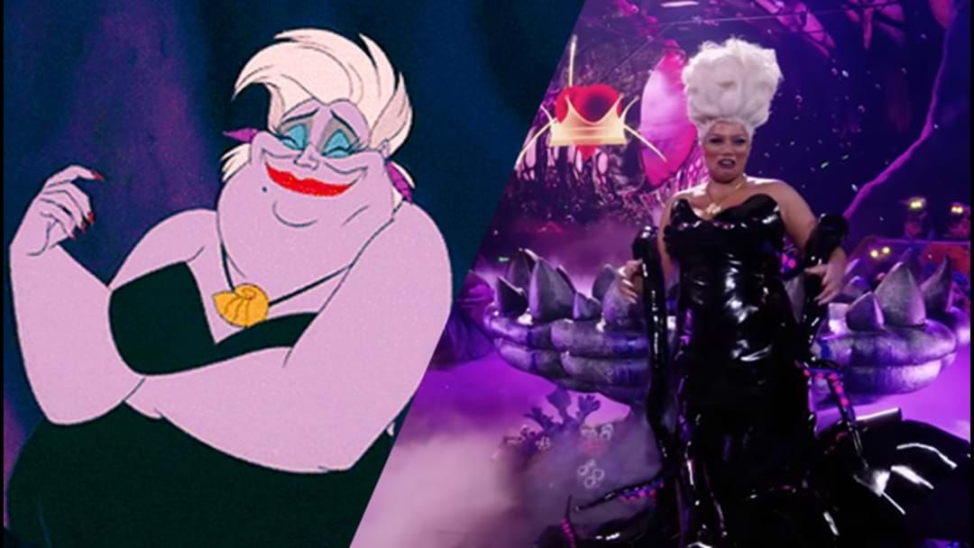 Article heading image for See Queen Latifah Play Ursula In The Little Mermaid Live!