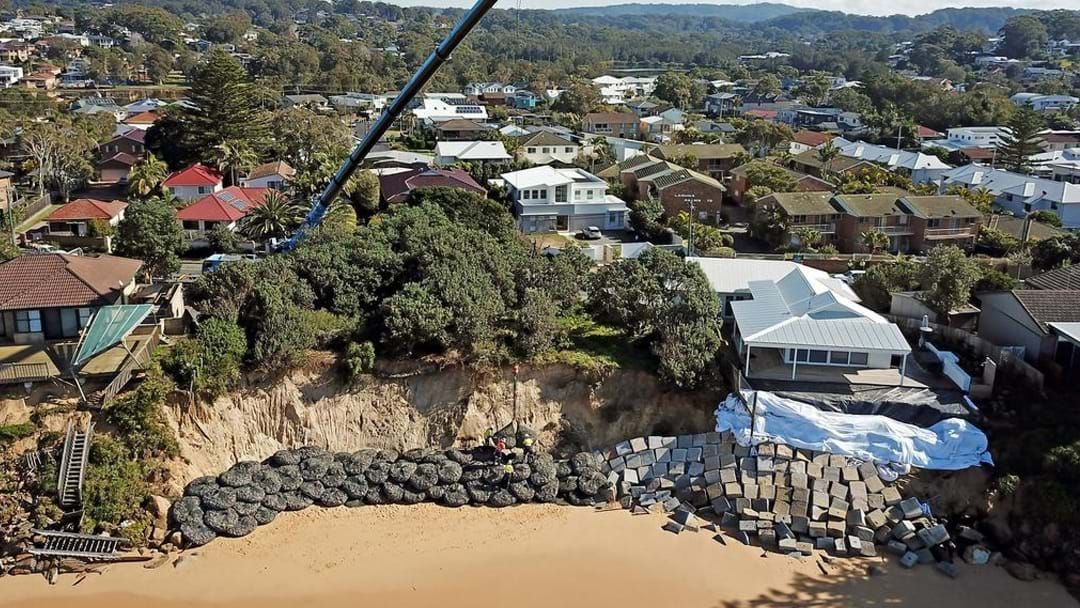 Article heading image for Wamberal Beach Homeowner Gives Erosion Update
