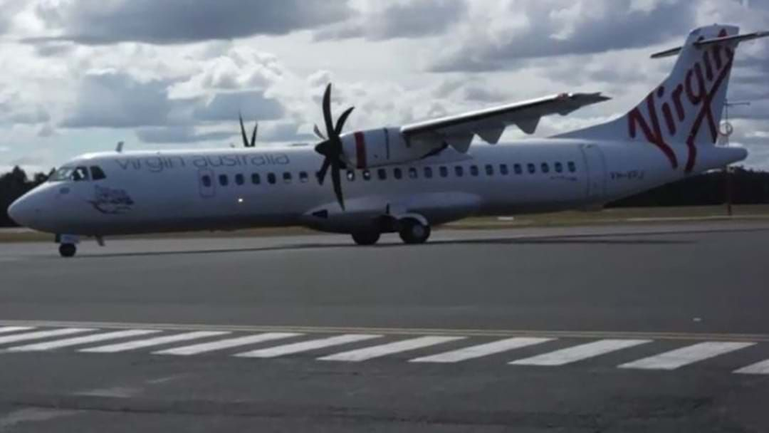 Article heading image for Authorities Investigate Virgin Australia Flight After Engines Cut Out