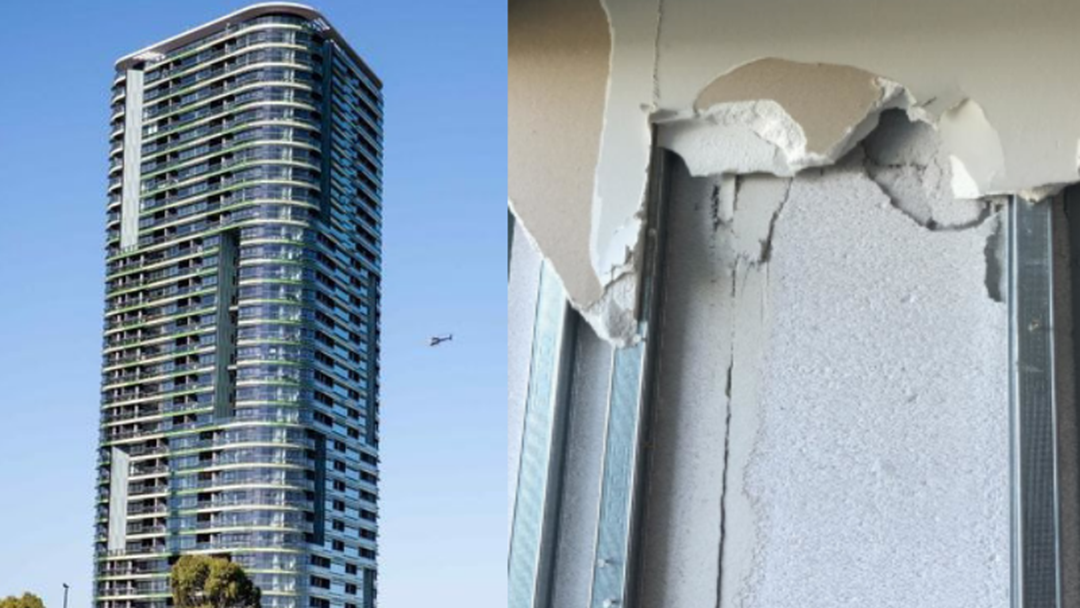 Article heading image for Opal Tower Residents Forced To Evacuate Once Again