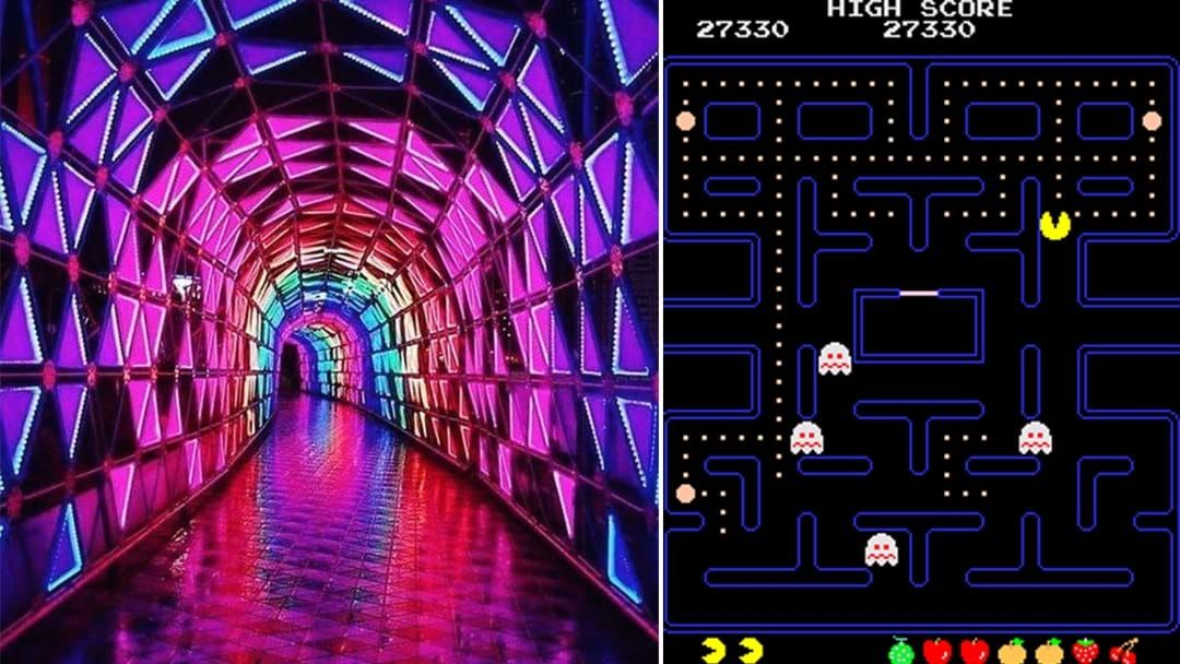 Article heading image for Sydney Is Getting A Real Life Pop Up Pac-Man Maze