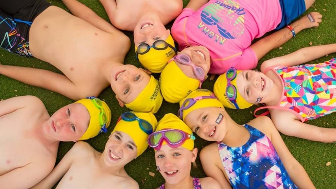 Article heading image for Registrations Are Open NOW For The Sanitarium Weet-Bix Kids TRYathlon
