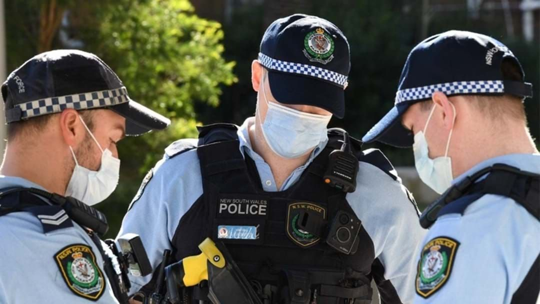 Article heading image for NSW Police Force Stretched Under The Strain Of DELTA