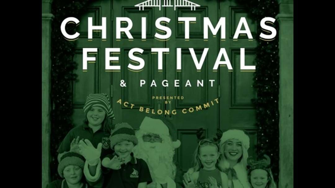 Article heading image for Record numbers for 2017 Christmas Pageant
