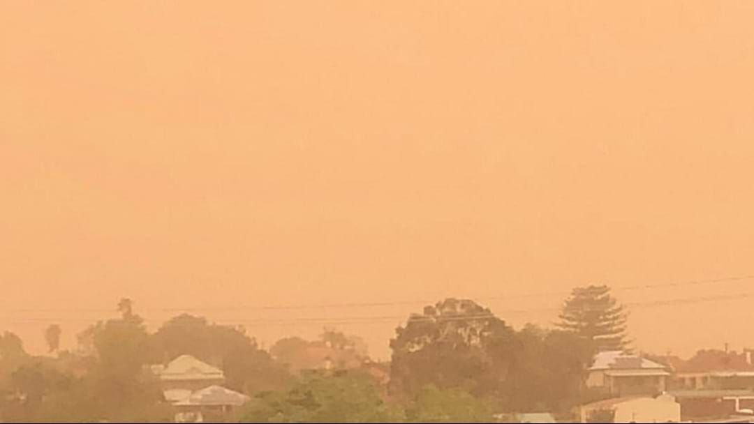 Article heading image for Riverina Hit By a BIG Dust Storm